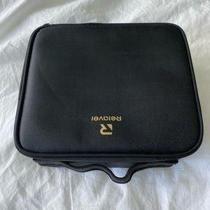 Relavel makeup travel kit bag organizer